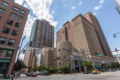 40 E 9TH Street UNIT 817, Chicago, IL 60605 - MLS#: 10435298