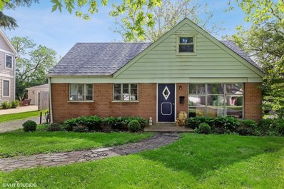 811 Justina Street, Hinsdale, IL 60521 - #: 10435302