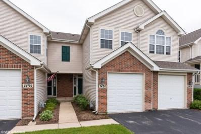 7430 Grandview Court, Carpentersville, IL 60110 - MLS#: 10435433