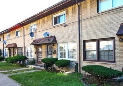 1136 E 81st Street UNIT D, Chicago, IL 60619 - #: 10435599