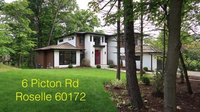 6 Picton Road, Roselle, IL 60172 - #: 10435765