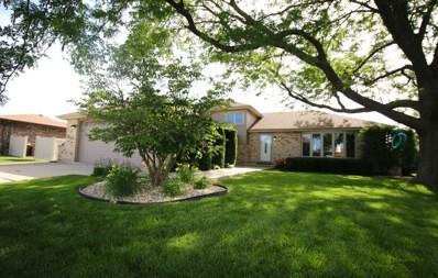16313 Bormet Drive, Tinley Park, IL 60477 - MLS#: 10435817