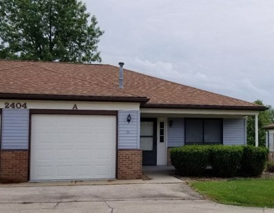 2404 Coventry Court UNIT A, Sterling, IL 61081 - #: 10435992