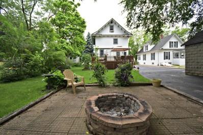 411 E Calhoun Street, Woodstock, IL 60098 - #: 10436067