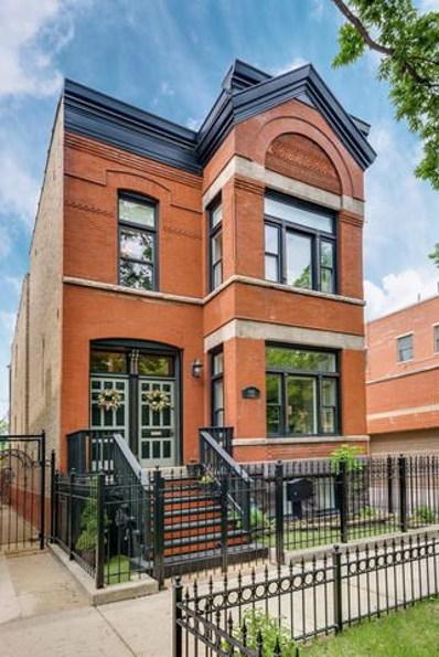 1542 N Leavitt Street, Chicago, IL 60622 - #: 10436279