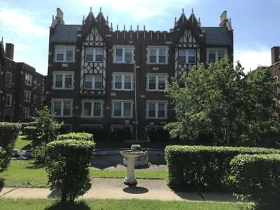 4832 S Drexel Boulevard UNIT 3E, Chicago, IL 60615 - #: 10436555