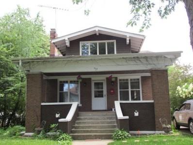 808 Farragut Place, Joliet, IL 60435 - #: 10436819