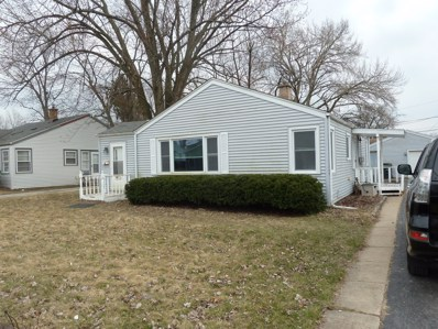 6615 173rd Place, Tinley Park, IL 60477 - MLS#: 10436889