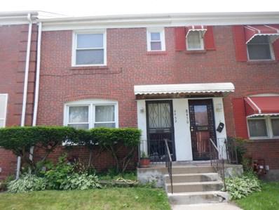 8452 S Bennett Avenue, Chicago, IL 60617 - #: 10436923