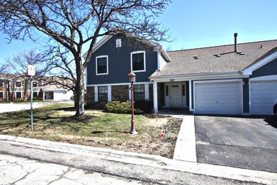 237 Oak Knoll Court UNIT 2B, Schaumburg, IL 60193 - #: 10437051
