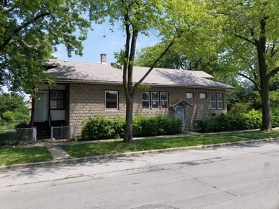 8458 S Justine Street, Chicago, IL 60620 - #: 10437102