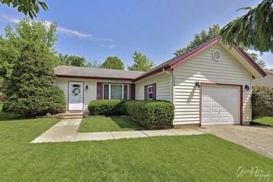 1350 Thornwood Lane, Crystal Lake, IL 60014 - #: 10437210