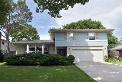 1814 N Stratford Road, Arlington Heights, IL 60004 - #: 10437327