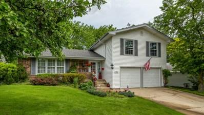1120 Rosedale Lane, Hoffman Estates, IL 60169 - #: 10437422