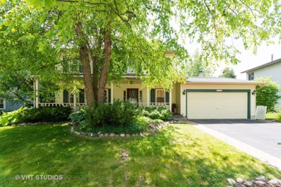 4125 Crimson Drive, Hoffman Estates, IL 60192 - #: 10437495