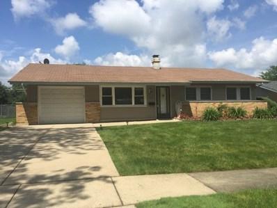 1660 Ashley Road, Hoffman Estates, IL 60169 - #: 10437742
