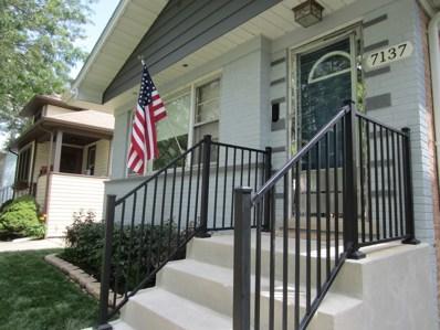 7137 W Summerdale Avenue, Chicago, IL 60656 - #: 10437861