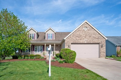 1828 Walsh Drive, Yorkville, IL 60560 - #: 10437890