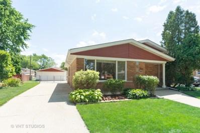10725 Leclaire Avenue, Oak Lawn, IL 60453 - #: 10438118