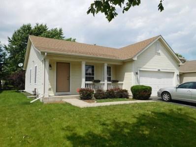 1624 Fiddyment Drive, Romeoville, IL 60446 - #: 10438156