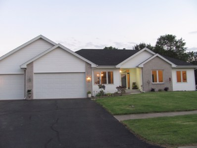 811 Stephanie Lane, Winnebago, IL 61088 - #: 10438355