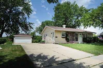 335 Cedar Circle, Streamwood, IL 60107 - #: 10438608
