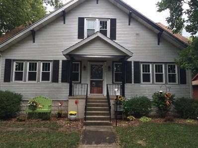 403 E 3rd Street, Gilman, IL 60938 - MLS#: 10439167