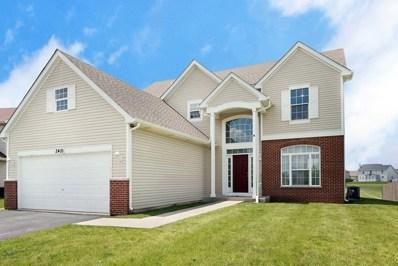 2405 White Ash Court, Plainfield, IL 60586 - #: 10439168