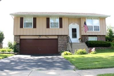 7548 W Benton Drive, Frankfort, IL 60423 - #: 10439460