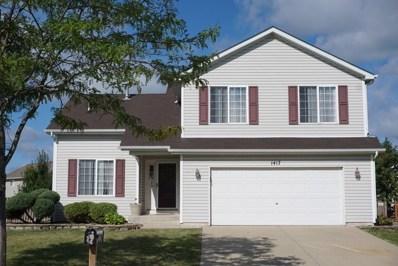 1417 Major Drive, Plainfield, IL 60586 - #: 10439604