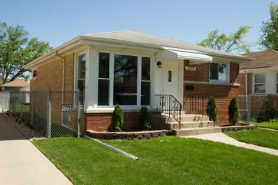 3109 Wilcox Avenue, Bellwood, IL 60104 - #: 10439960