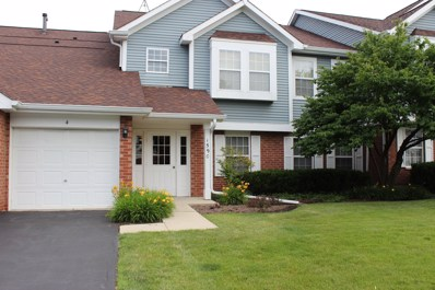1590 Thornfield Lane UNIT 2, Roselle, IL 60172 - #: 10440005