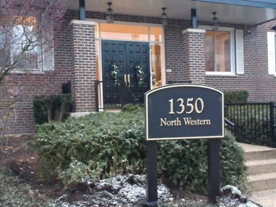 1350 N Western Avenue UNIT 306, Lake Forest, IL 60045 - #: 10440275