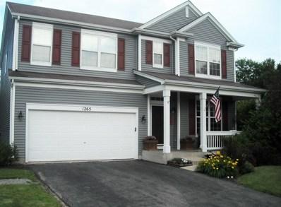 1265 Jerome Court, Antioch, IL 60002 - MLS#: 10440999