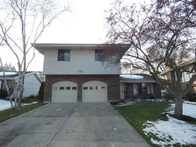 172 Braintree Drive, Bloomingdale, IL 60108 - #: 10441168