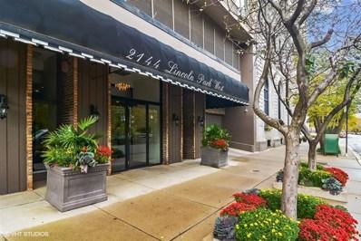 2144 N Lincoln Park West Avenue UNIT 6D, Chicago, IL 60614 - #: 10441542