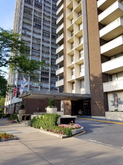 6157 N Sheridan Road UNIT 12H, Chicago, IL 60660 - #: 10441741