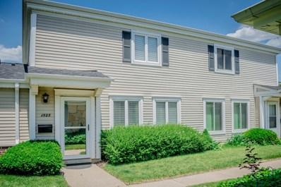 1523 Quaker Lane UNIT 110B, Prospect Heights, IL 60070 - #: 10441928