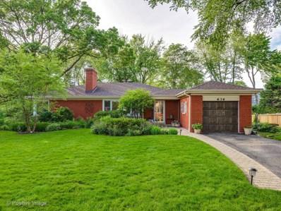 636 Garden Court, Glenview, IL 60025 - #: 10442000