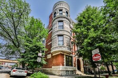 1339 N Wicker Park Avenue UNIT 3, Chicago, IL 60622 - #: 10442052