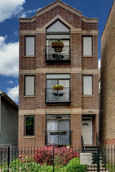1030 N Mozart Street UNIT 2, Chicago, IL 60622 - #: 10442408