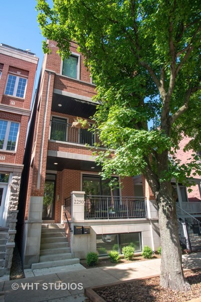 2250 W Roscoe Street UNIT 1, Chicago, IL 60618 - #: 10442555
