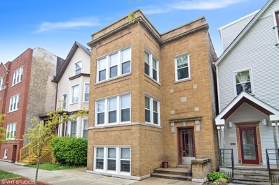 1918 W Roscoe Street UNIT 1G, Chicago, IL 60657 - #: 10442881