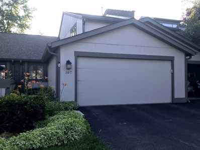 107 Ginger Court UNIT 107, Rolling Meadows, IL 60008 - #: 10442983