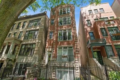 724 W Briar Place UNIT 2, Chicago, IL 60657 - #: 10443419