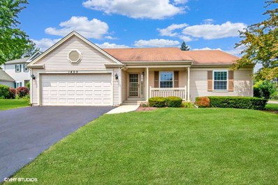 1409 Rose Court, Carol Stream, IL 60188 - #: 10443588