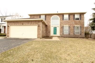 60 Jefferson Lane, Cary, IL 60013 - #: 10444007