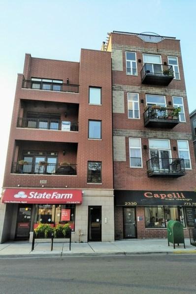 2332 W Belmont Avenue UNIT 3, Chicago, IL 60618 - MLS#: 10444037