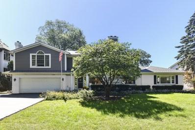 415 Warren Terrace, Hinsdale, IL 60521 - #: 10444094