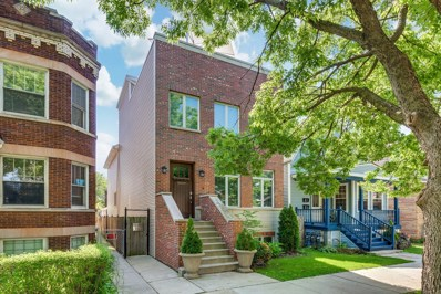 3839 N Christiana Avenue, Chicago, IL 60618 - #: 10444201